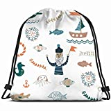 Size: 14 W*16 .9L Inches Material :high quality and soft polyester.Convenient and helpful to carry a variety of items such as iPad, books, phones, clothing, sporting equipment, etc. It is very useful in your daily life.Light weight and Foldable desig...
