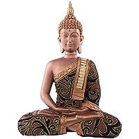 Bickshop Buddha Figur Thaibuddha Buddafigur Feng Shui Budda Statue 288