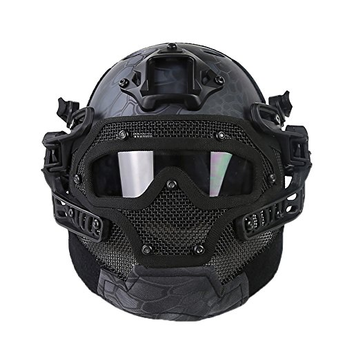 kss-fast-tactical-helmet-combined-with-full-mask-and-goggles-for-airsoft-paintball-cs-ty-
