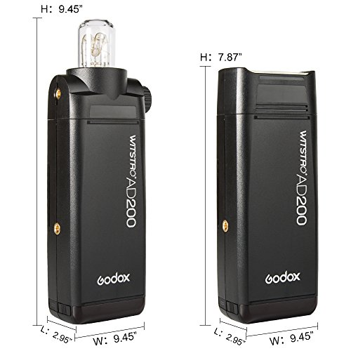Godox OS02448AD-S3AD200Kit Flash