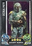 Disney Star Wars Force Attax der Force weckt Spiegel Folie Boba Fett Trading Card (177)