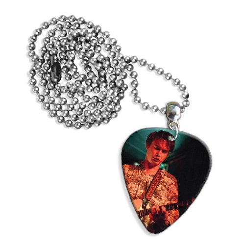 Live Performance Palma Violets (DW) Guitarra Pick Necklace Collar