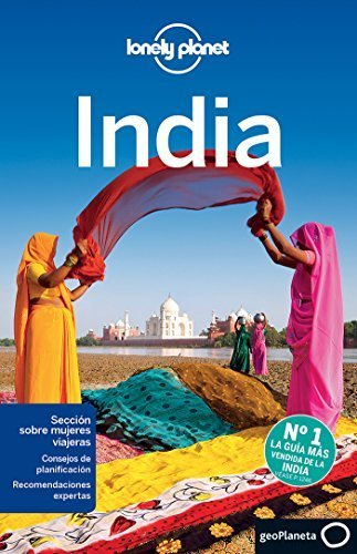 Lonely Planet India (Travel Guide) (Spanish Edition) by Lonely Planet (2014-02-01)