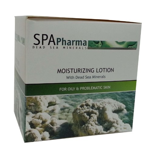 Spa Pharma Dead Sea Moisturizing Lotion for Oily and Problematic Skin 50ml