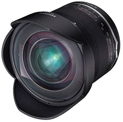 Oferta de Samyang - Objetivo para cámara, 14 mm F 2.8 MK2 Canon