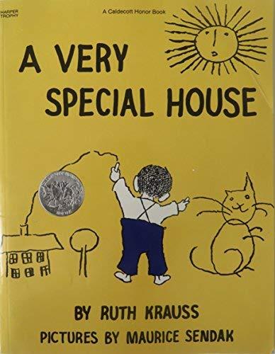 A Very Special House por Ruth Krauss