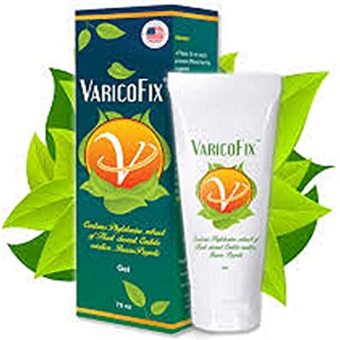 varicofix anti varicose ragno Veins ingredienti naturali Gel per il