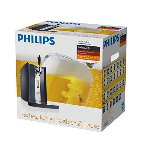 Philips Perfect Draft Bierzapfanlage - 6