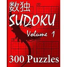 Sudoku Puzzle Book: 300 Sudoku Puzzles