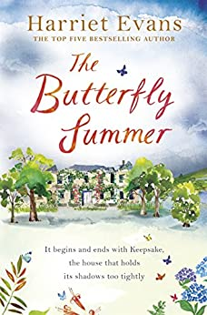 The Butterfly Summer: Dark family secrets hide in the shadows of a forgotten Cornish house by [Evans, Harriet]