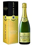 Champagne Heidsieck & Co. Monopole Gold Top Vintage mit Geschenkverpackung (1 x 0.75 l)