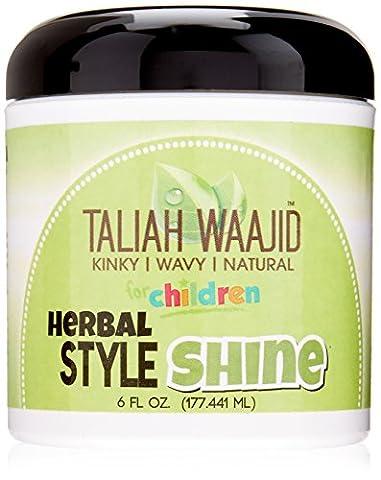 Taliah Waajid - Style and Shine Creme de coiffage Kinky