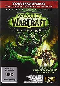 World of Warcraft: Legion AddOn (WoW) Vorverkaufsbox (Code only)