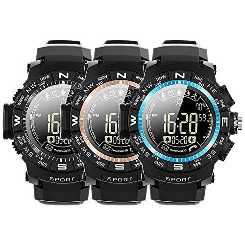 asterisknewly Outdoor-Sport Smart Watch Remote-Kamera/Wasserdicht/Lange Standby-Gesundheitsüberwachung Erinnerung Informationsmanagement Standby-Schrittzähler Für Android Und IOS