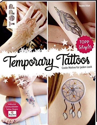 Temporary Tattoos: Coole Motive für jeden Look