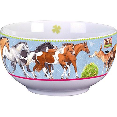 Müslischale Pferdefreunde