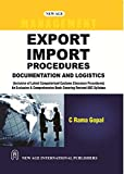 "In view of the increasing thrust of exports in the field of International Marketing, a number of Indian Universities have introduced the subject ""Export Import Procedures, Documentation and Logistics"" at post graduation level, in particular MBA. This..."