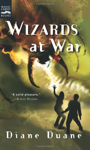 Wizards at War (Young Wizards (Quality))