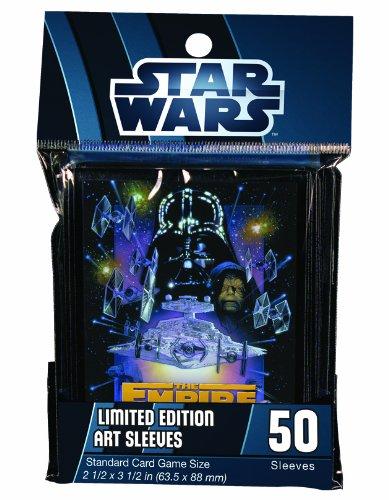 Preisvergleich Produktbild Star Wars Art Sleeves: Empire Strikes Back