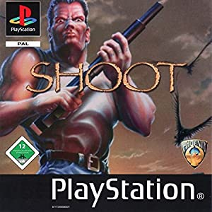 SHOOT (7 GAMES IN 1) PS1 by Sony Playstation