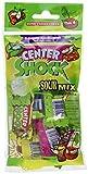 Center Shock Sour Mix Extra-Sauren Kaugummis Mit Füllung - Packung mit 11