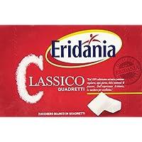 Eridania zucchero semolato bianco in zollette confezione da 1 chilogrammo (1000043673)
