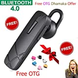 Antique Oppo Wireless Bluetooth 4.0 Headset with Mic and Hand-Free Feature for Smartphones(Assorted)