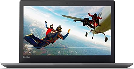 "Lenovo Ideapad 320-15IAP 80XR016WIH /Intel Pentium Quad Core N4200 / 4GB RAM / 1TB HDD / Windows 10 Home / 15.6"" HD Anti-Glare / With ODD (Onyx Black)"