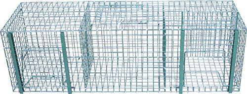 Hemel Elsternfalle/Krähenfalle/Lebendfalle (100 x 47 x 47 cm)