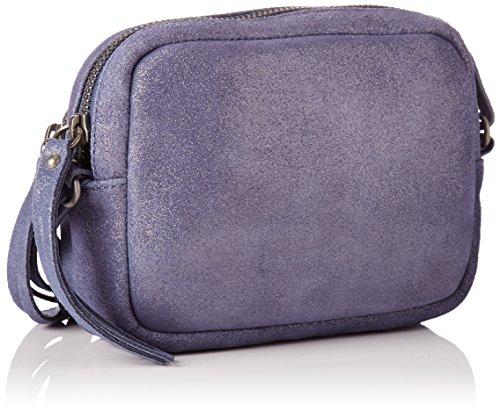 ESPRIT - 087ea1o061, Borse a spalla Donna Blu (Grey Blue)