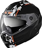 Nouveau 2015 Caberg Sintesi Shadow noir Dvs moto casque Bluetooth Ready