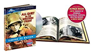 All Quiet on the Western Front [Limited Edition Digibook] [1930] [Blu-ray]
