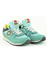 Zapatos nn234 Lotto Donna azul