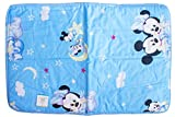 #6: Ole Baby Printed Waterproof Cotton Foam Cushioned Sleeping & Changing Mat 0 to 12 Months