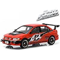 """Sean's 2006 Mitsubishi Lancer Evolution IX """"The Fast and The Furious: Tokyo Drift"""" Movie (2006) 1/43 by Greenlight 86213"""