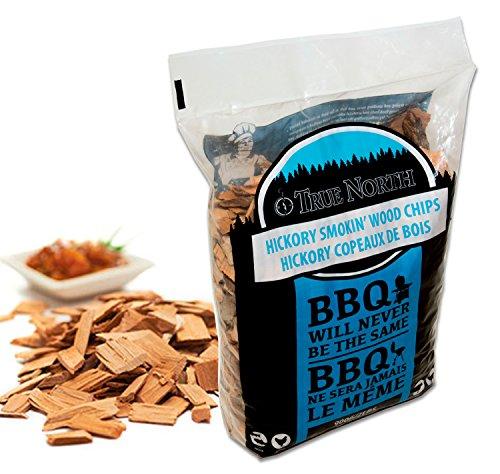 ? Hickory smoking / smoker wood chips - for Smokers , BBQ's, Ovens , Smoking tins : 900g