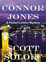 Connor Jones (A Picker/Connor Mystery) (English Edition)