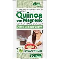Vive+ Advance Quínoa, Suplemento Alimenticio - 3 Paquetes de 30 Cápsulas