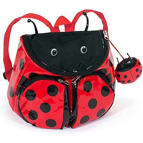 Childrens Backpack (Ladybug) [Apparel] (Junior Handtaschen Womens)
