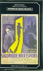 Salonique Nid D Espions [VHS]