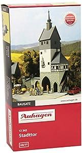 Auhagen - Edificio ferroviario de modelismo ferroviario (12342)