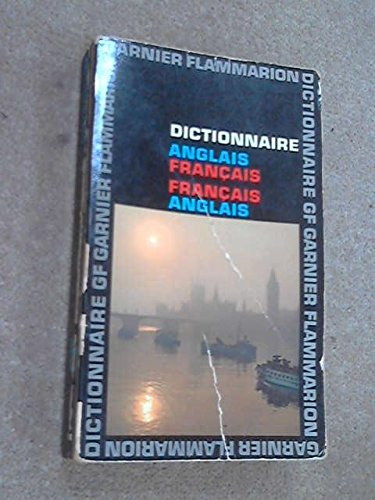 DICTIONNAIRE ANGLAIS-FRANCAIS FRANCAIS-ANGLAIS par José Vincent