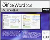 Image de Microsoft Office Word 2007 auf einen Blick