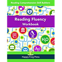 Reading Fluency Workbook: reading Comprehension Skills Builders (Reading Comprehension Skill Builders) (English Edition)