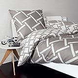 Janine Design Mako-Satin Bettwäsche J.D. 8480-07 240x220 cm + 2X 80x80 cm