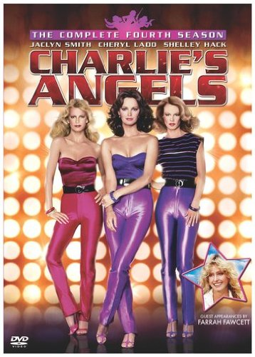 Charlie's Angels: Complete Fourth Season (6pc) [DVD] [Region 1] [NTSC] [US Import]