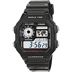 Montre Homme Casio Collection AE-1200WH-1AVEF