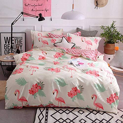 Tencel-twill (XXQ Vier Betten, 2 m Boden Twill Kinder DREI Sätze Bettdecken für Vier Jahreszeiten)