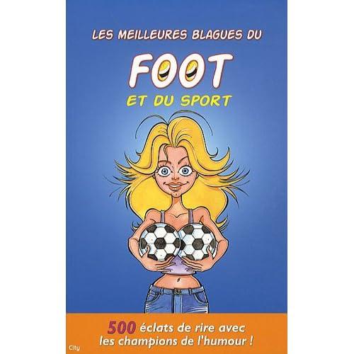 Les meilleures blagues du foot et du sport