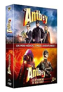 Antboy + Antboy 2 : La revanche de Red Fury